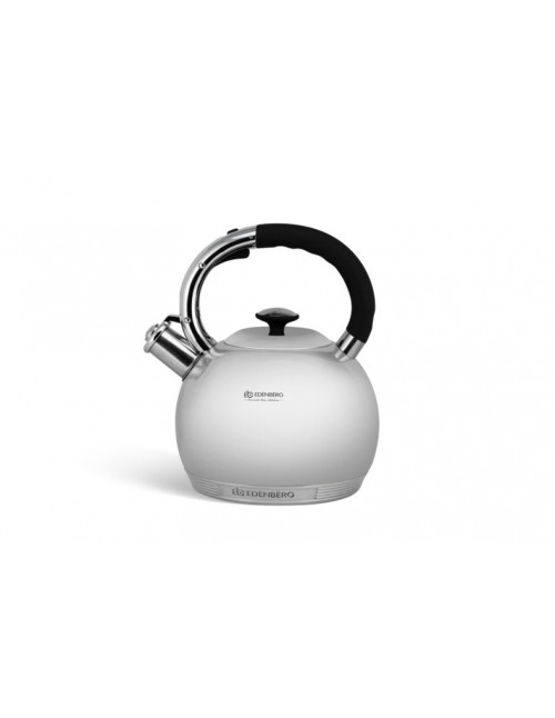 Edënbërg Classic Line - Luxe RVS Fluitketel - 3.0 liter